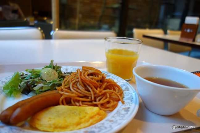 2012/09/17;コトホテルの朝食