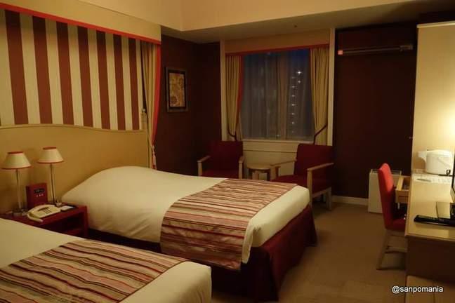 2013/01/18;日本のホテルにあまりない雰囲気;ホテルモントレ