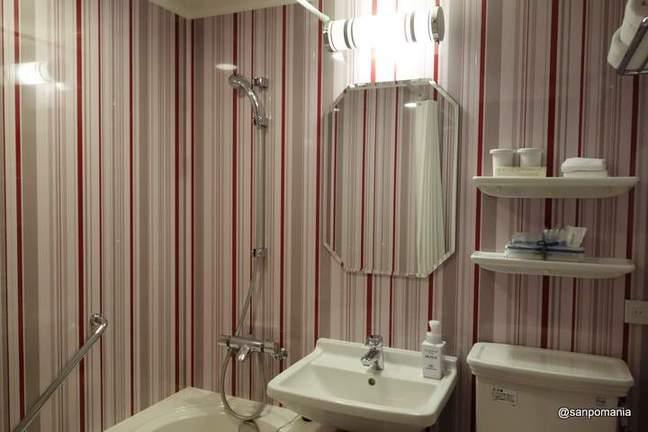 2013/01/18;バスルームが良い;ホテルモントレ