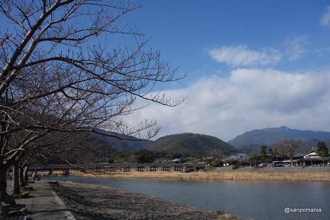 2013/01/19;渡月橋