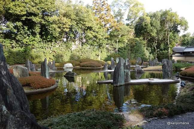 2013/01/19;蓬莱の庭