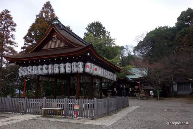 2013/01/20;拝殿;粟田神社