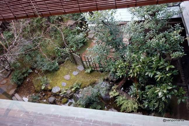 2013/01/20;美濃幸の中庭