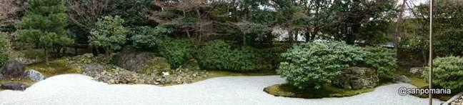 2013/01/20;圓徳院 南庭