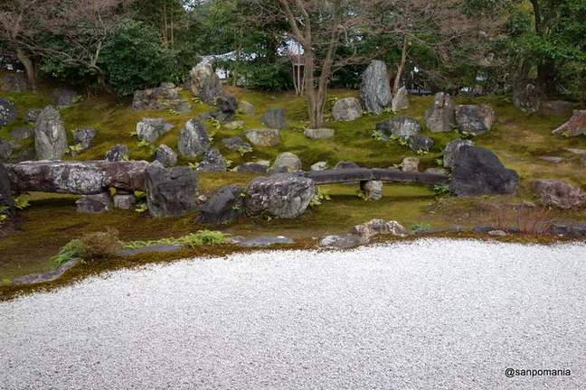 2013/01/20;池泉回遊式且つ枯山水の庭