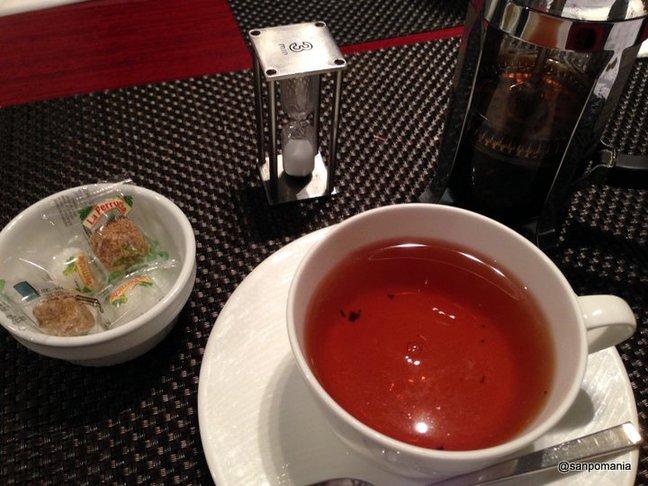 2014/06/26;紅茶はポットサービス