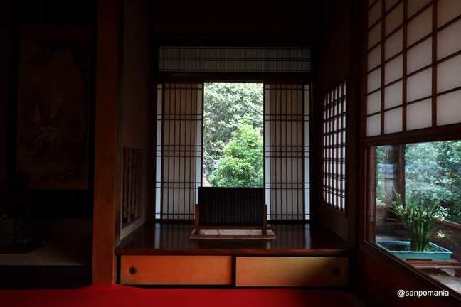 2013/01/20;書院の迷いの窓;雲龍院