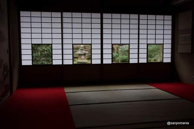 2013/01/20;、蓮華の間 しきしの窓;雲龍院