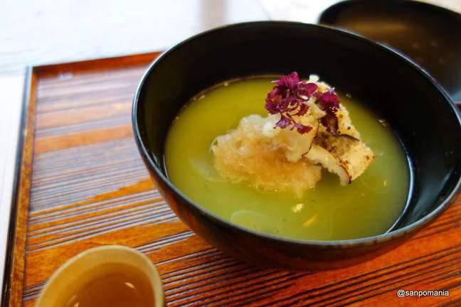 2013/08/29;冬瓜と鱧の焼きしも;和久傳