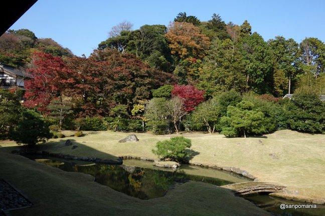 2014/11/23;方丈裏庭園;建長寺