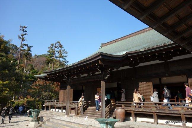 2014/11/23;方丈(龍王殿);建長寺