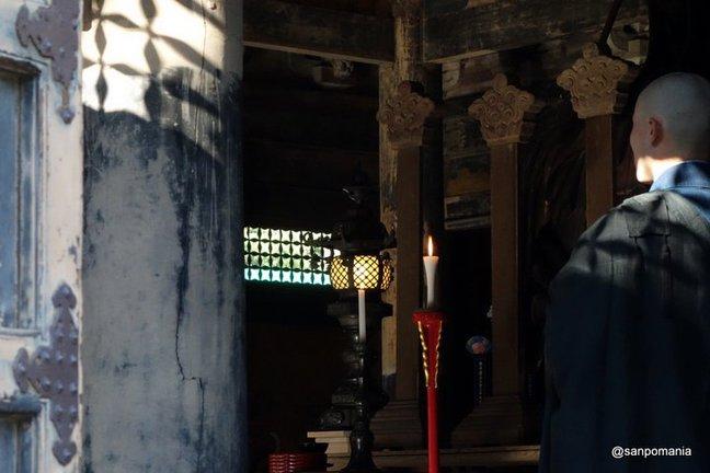 2014/11/23;読経の時間;建長寺