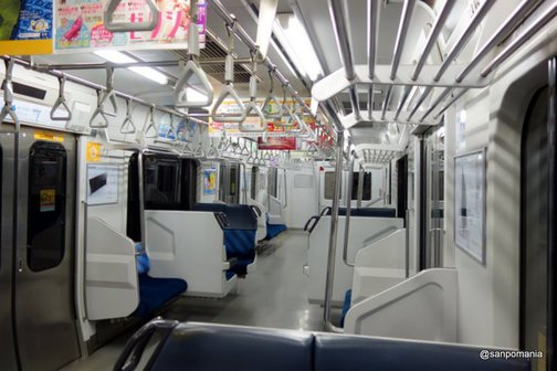 2014/11/23;夜の横須賀線