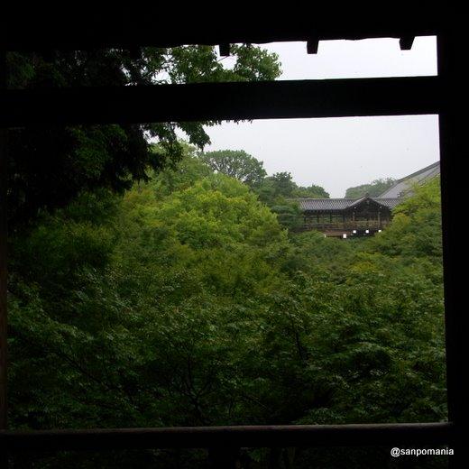 2009/07/26;臥竜橋から見た通天橋