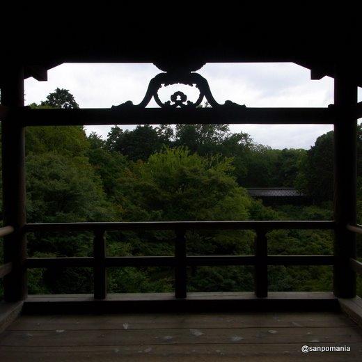 2009/07/26;通天橋から見た臥竜橋