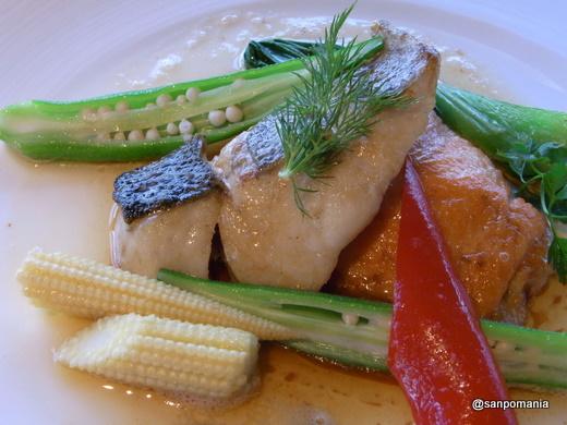 2010/06/03;空の本日の魚料理