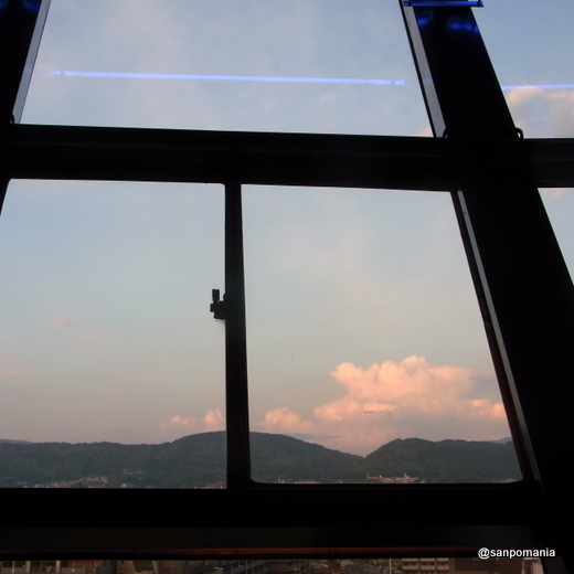 2010/06/03;空の窓から