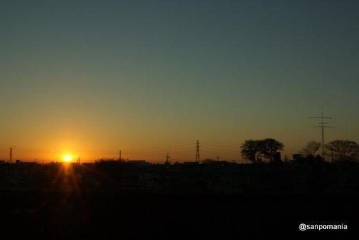 2010/12/05;紅葉の京都に向かって移動開始