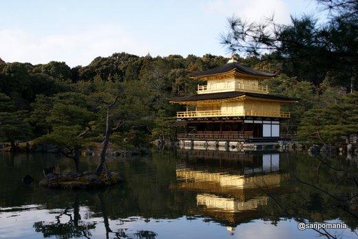 2011/01/10;金閣寺の舎利殿
