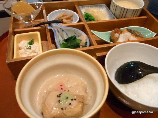 2011/01/10;京都センチュリーホテル 嵐亭のモーニング