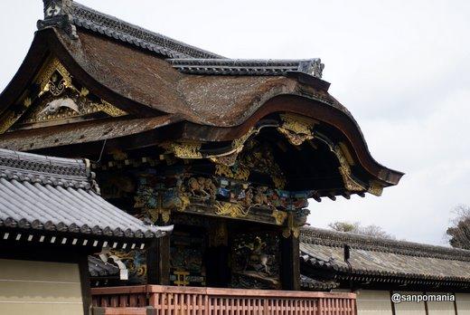 2011/02/13;西本願寺の唐門