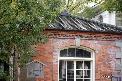 2011/02/13;龍谷大学の大宮学舎旧守衛所