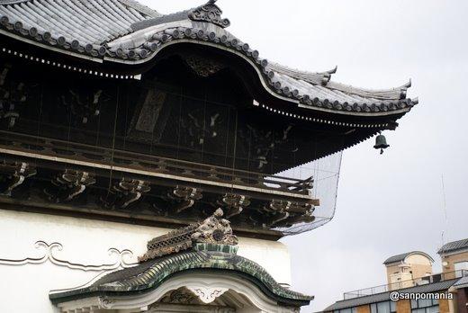2011/02/13;興正寺の経蔵