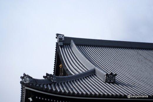 2011/02/13;西本願寺の御影堂