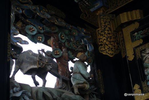 2011/02/13;西本願寺の唐門の装飾