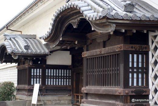 2011/02/13;東本願寺の内事門
