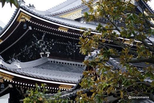 2011/02/13;東本願寺の御影堂