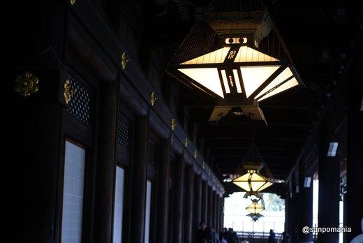 2011/02/13;東本願寺の阿弥陀堂