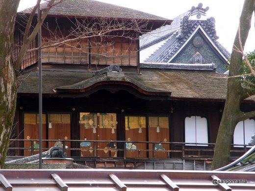 2011/02/13;西本願寺の飛雲閣