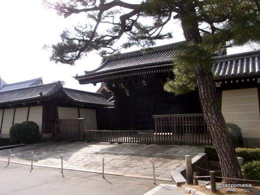 2011/02/13;東本願寺の玄関門