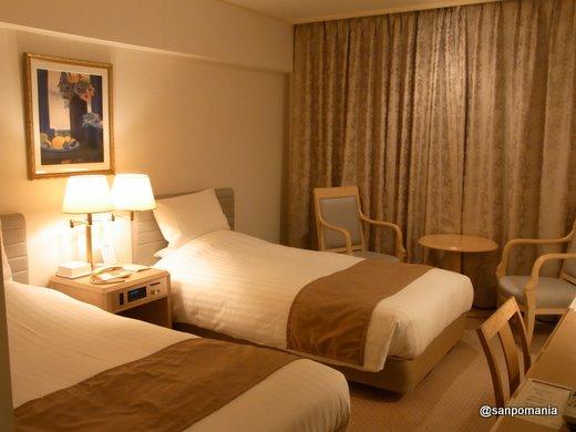 2011/02/13;京都センチュリーホテルの部屋