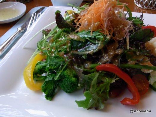 2011/02/14;京都センチュリーホテル ラポーの朝食