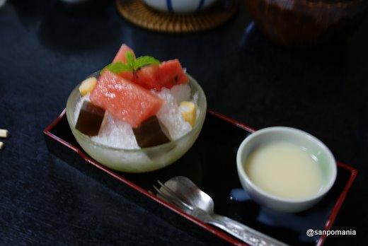 2011/06/12;泉仙のランチ9