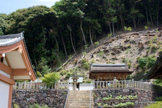 2011/06/25;三室戸寺の十八神社本殿(たぶん)