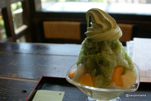2011/06/25;通圓のかき氷