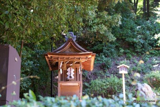 2011/06/25;宇治上神社の摂社 厳島社