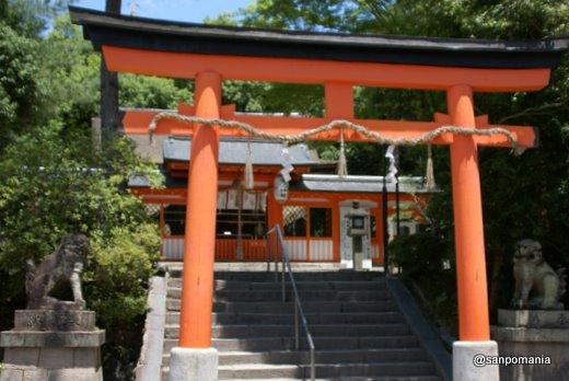 2011/06/25;宇治神社の鳥居の奥の拝所の奥の本殿
