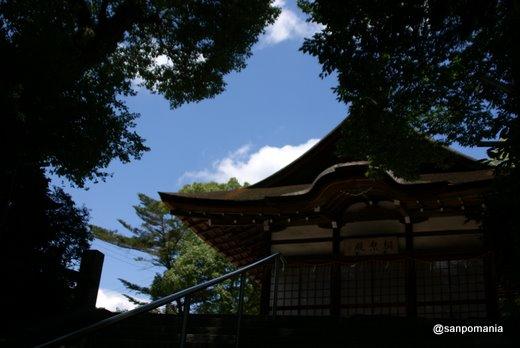 2011/06/25;宇治神社の拝殿(桐原殿)
