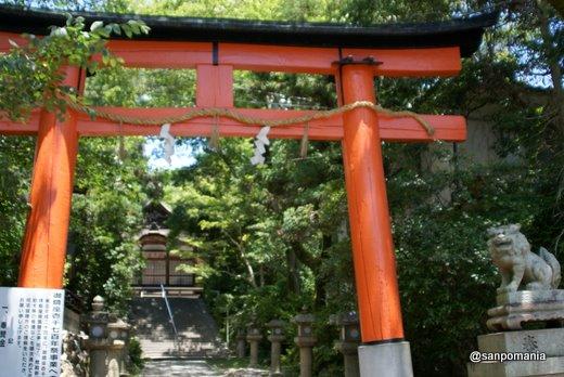 2011/06/25;宇治神社の外観