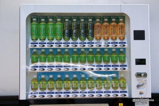 2011/06/25;福寿園の自動販売機