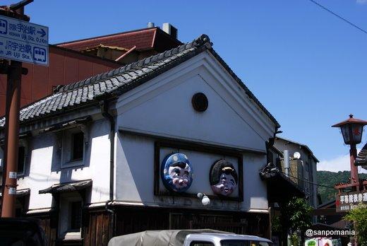 2011/06/25;宇治の街並み