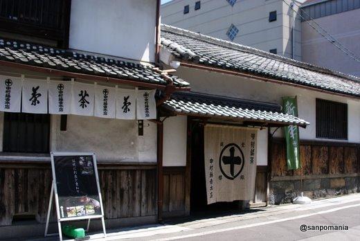 2011/06/25;中村藤吉 本店の外観