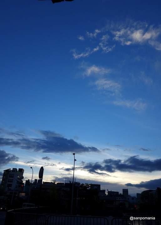 2012/09/17;東から西の空