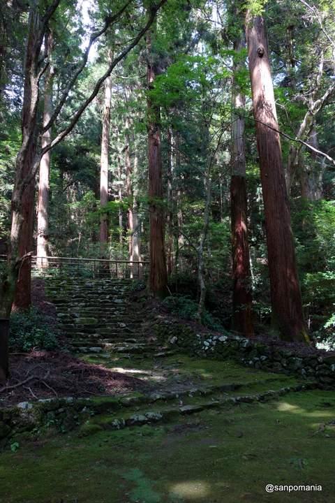 2012/09/16;高山寺旧石水院跡