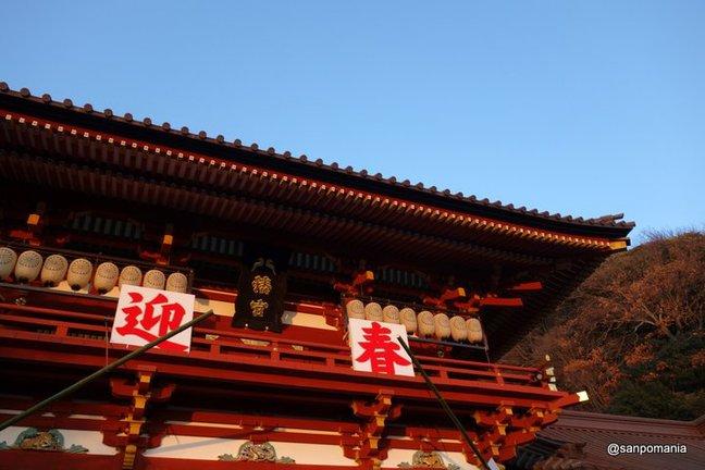 2014/12/27;鶴岡八幡宮
